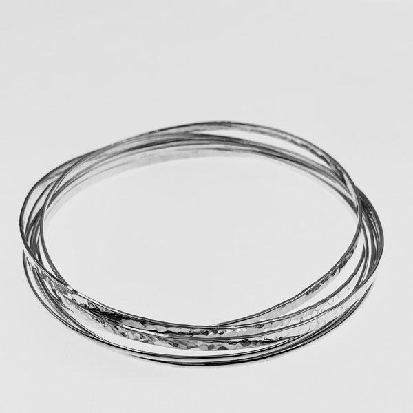 seven bangle bracelet