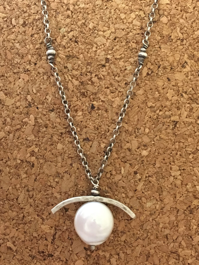 Zen necklace from j&i