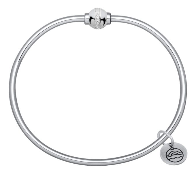Cape Cod Single Ball CZ Bracelet