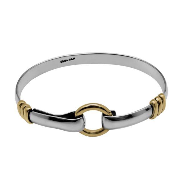 tumbaga wrapped bracelet