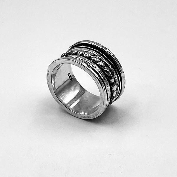 5 in 1 spinner ring
